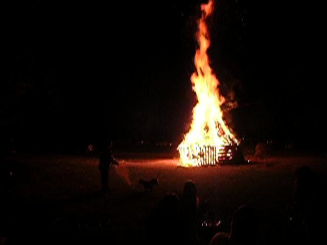 10/08 Fayette County Bonfire