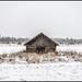 Lada i snön