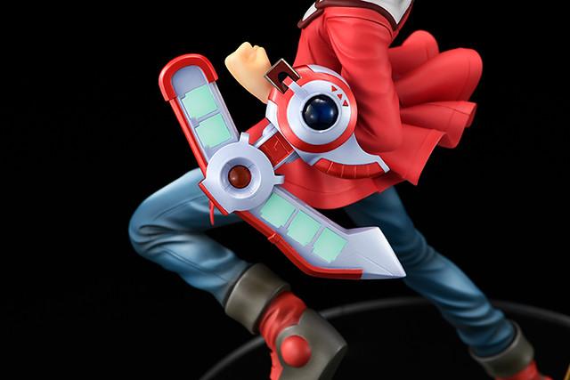 史上最強的萬年紅~ AMAKUNI《遊戲王GX》遊城十代  遊☆戯☆王 デュエルモンスターズGX 遊城十代 1/7 比例人偶作品
