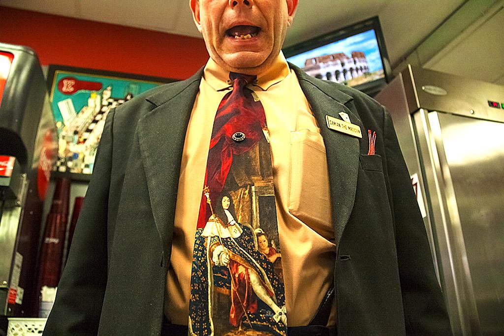 Damian the Magician--Scranton