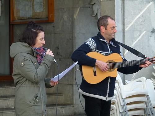 Euskararen Eguna 2017, Larraul