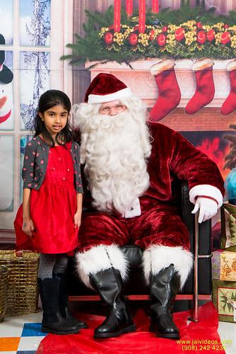 Santa at Teecs-38