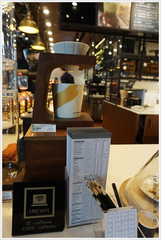 卡啡那CAFFAINA 大墩店-42-櫃台