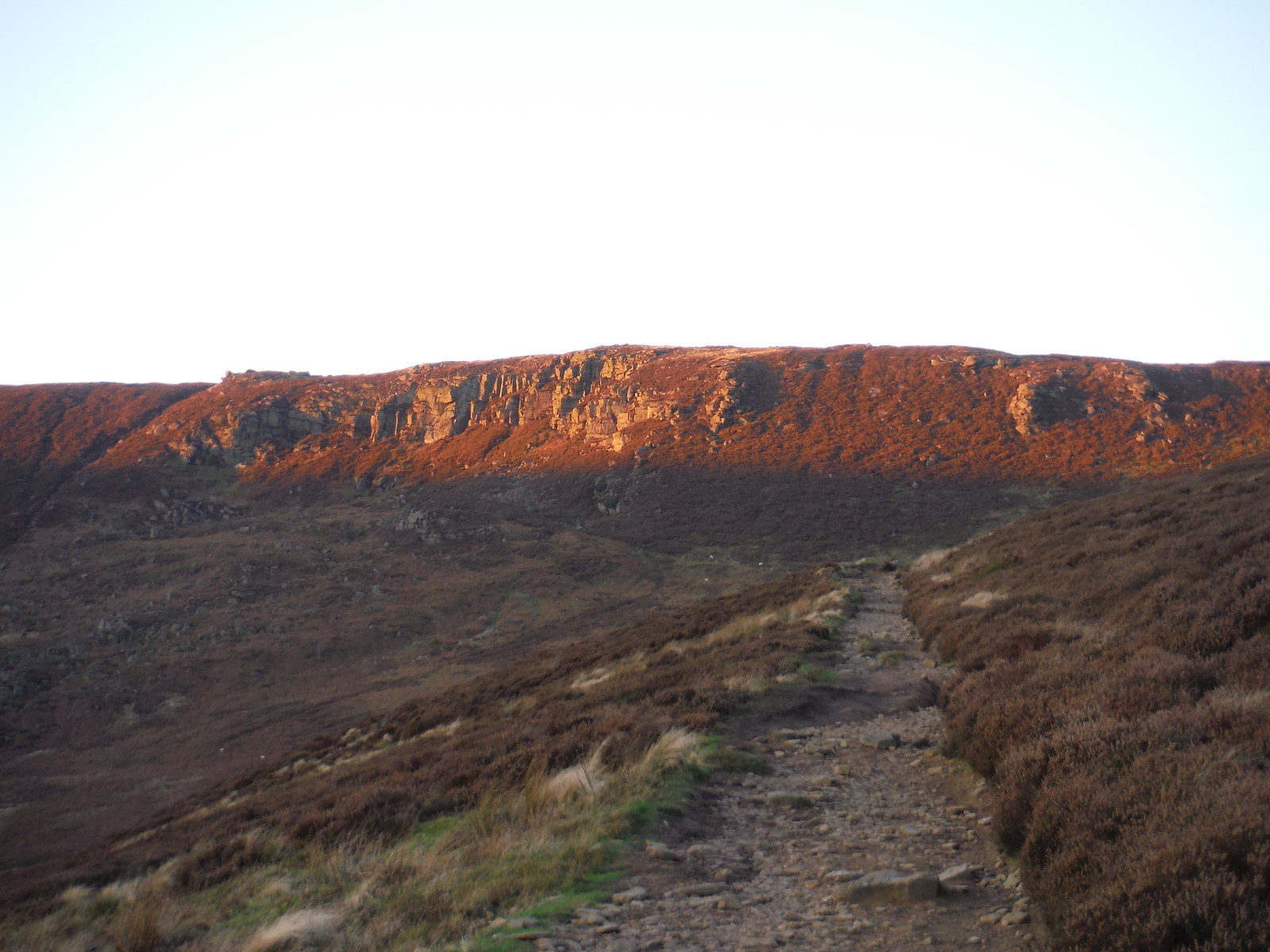 Nether Tor SWC Walk 304 - Kinder Scout Circuit (from Edale)