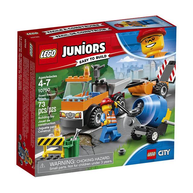 10750 Road Repair Truck 1