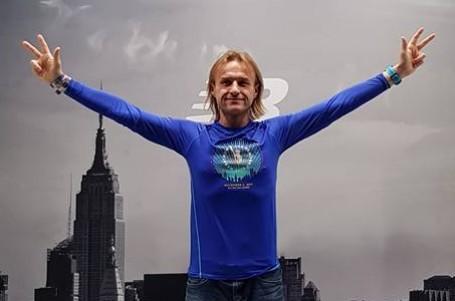 New York Marathon za 2:51:32. Jsem nadšen ze závodu, města i lidí