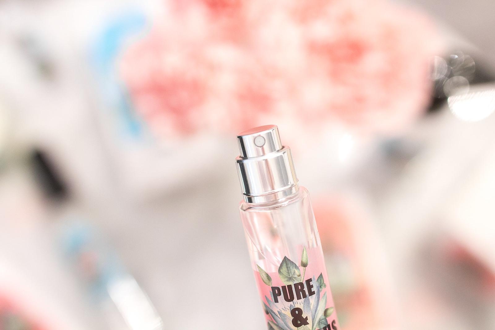 tuoksuja naisille