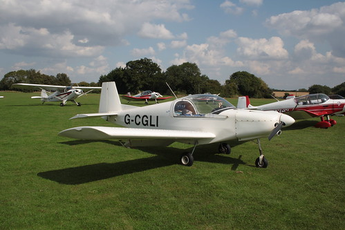 G-CGLI Alpi Aviation Pioneer 200-M [LAA 334-14919] Sywell 020917