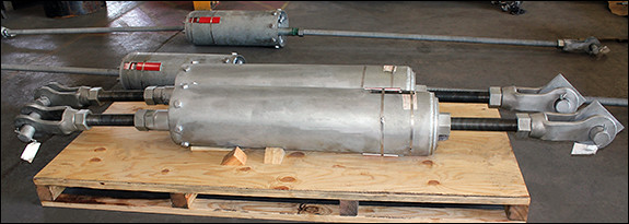 A-Type Variable Spring Supports for a Process Power Plant in Oklahoma
