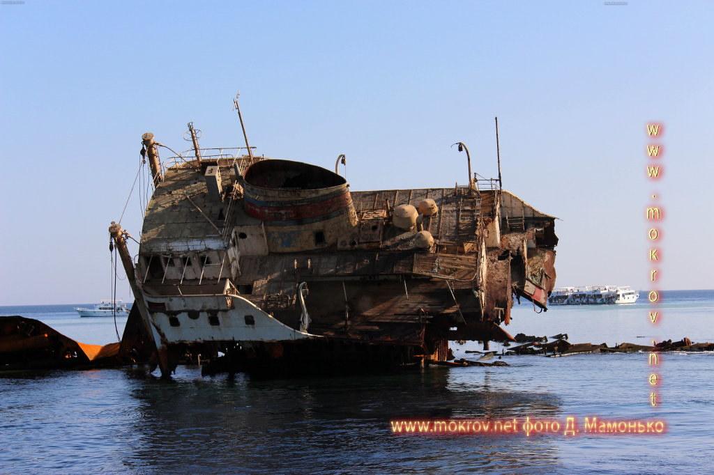 Шарм-эш-Шейх — город-курорт в Египте и фотограф