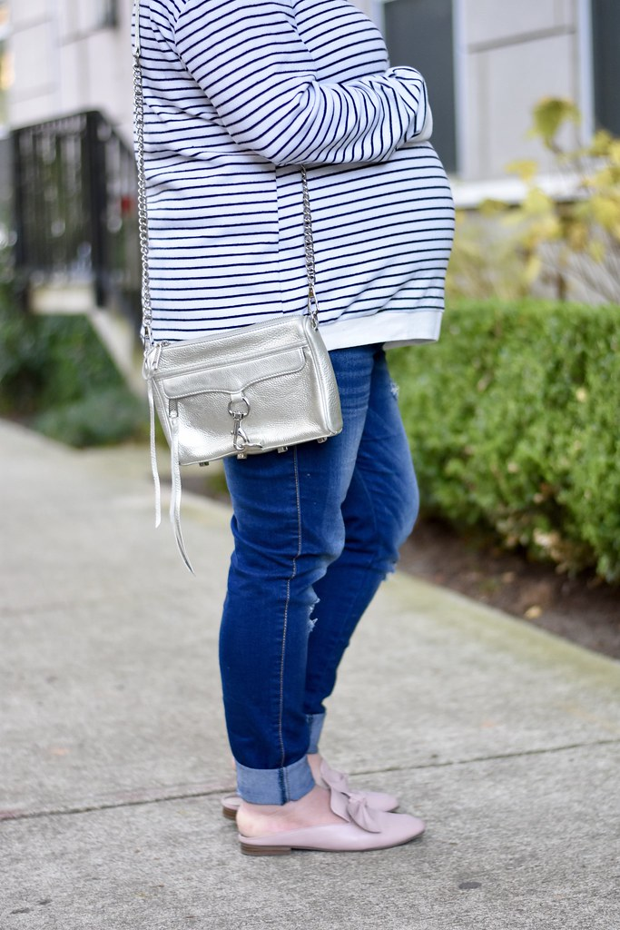Striped Sweater-@headtotoechic-Head to Toe Chic