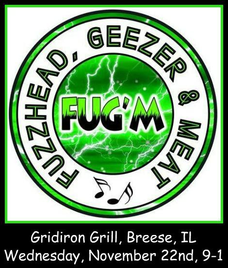 Fuzzhead, Geezer & Meat 11-22-17