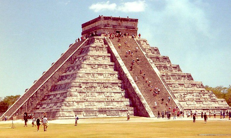 Cancun Chichen Itza Mexico