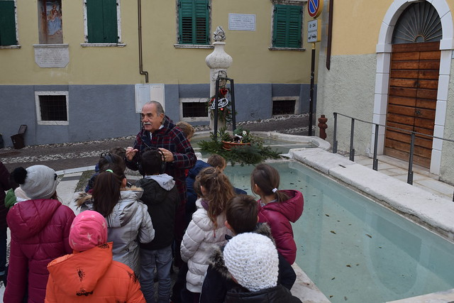 Narrare Villa Lagarina - suoni e storie alle fontane