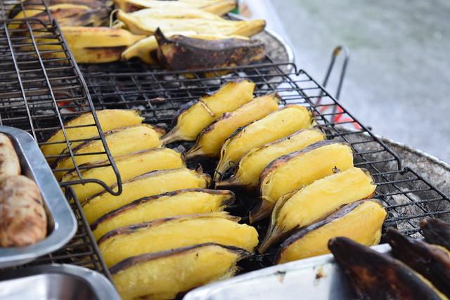 焼きバナナ屋さん!