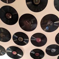 Vinyl ceiling, Village Brighton