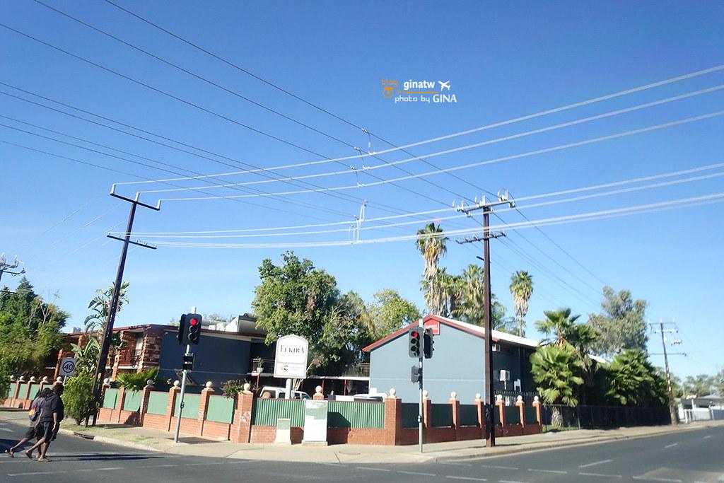 澳洲北領地》愛麗絲泉看景最好的地方 - 安扎克山(Anzac Hill)附上愛麗絲泉地圖(英文) Alice Springs Map @Gina Lin