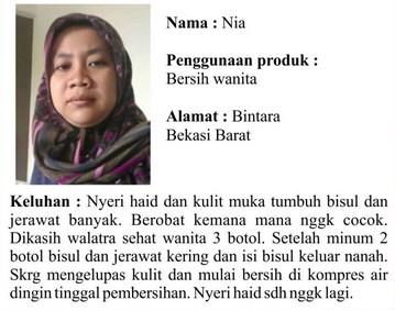 Obat Bersih Wanita