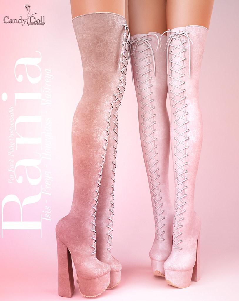 rania boots