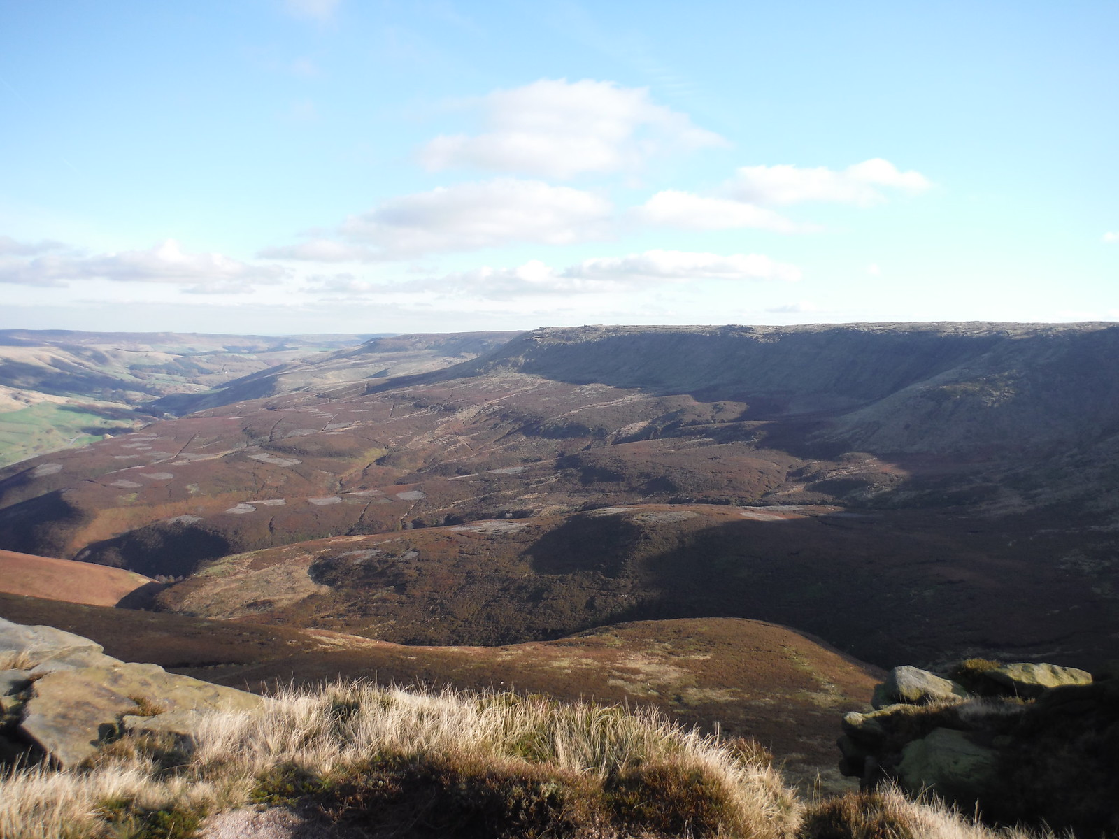Seal Edge and Seal Flats SWC Walk 304 - Kinder Scout Circuit (from Edale)