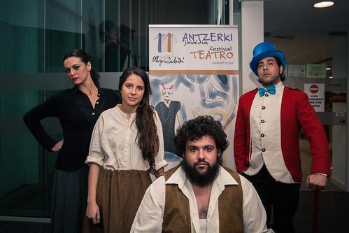 Festival de Teatro Amateur de Alegría-Dulantzi. La Otra Parte Teatro