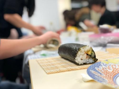 cuisine japonaise 1ère LV3 Japonais