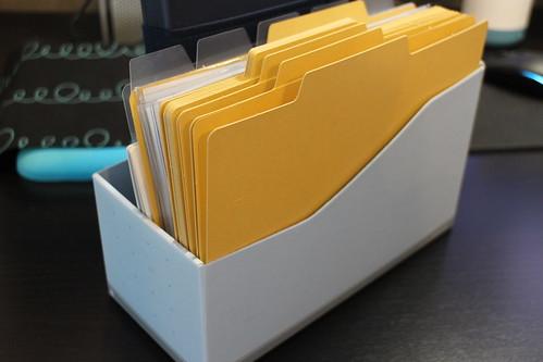 A5 Filebox
