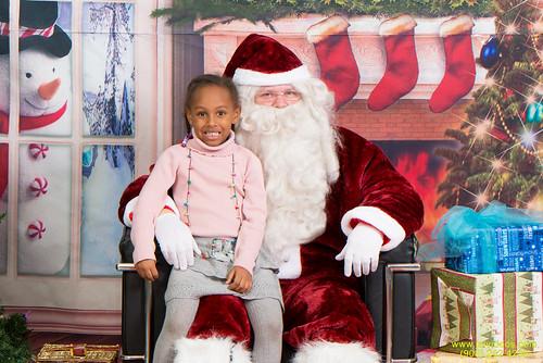 Santa at Teecs-33