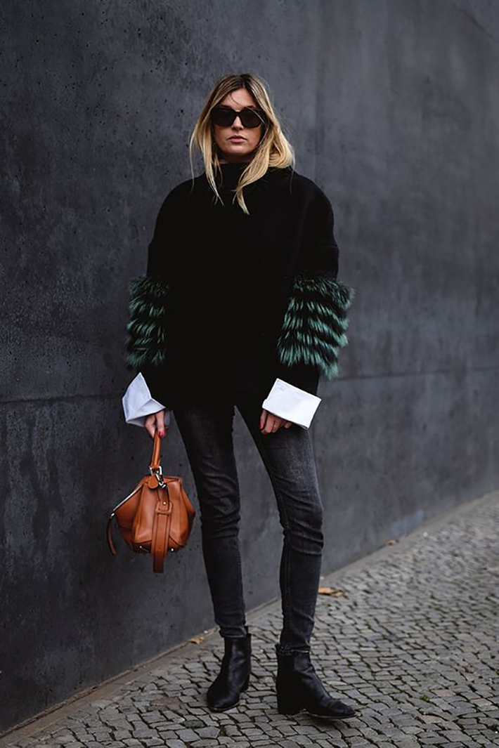 sweaters autumn outfits street style inspiration trend style outfit 2017 inspo4