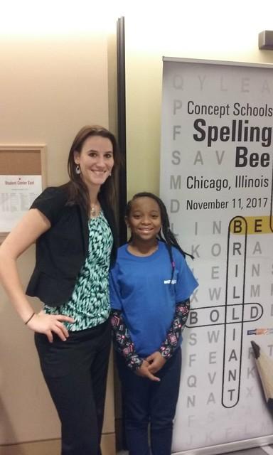 Concept Schools Spelling Bee 11.11.17