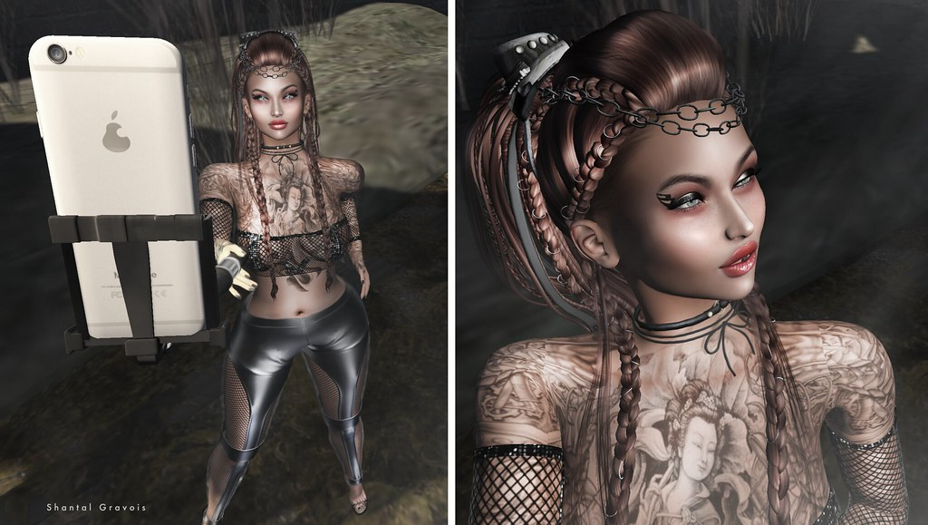 NeW!!!! Gallery Event / .:Emotions/ Cheeky Ink / Bibi Poses