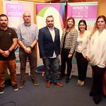 Δημοσιογραφική Διάσκεψη για παρουσίαση του Active Youth και του Προγράμματος Επιχειρηματικης Αναπτυξης Νεων