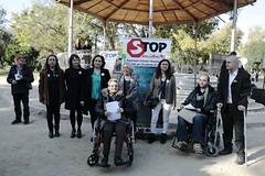 dg., 19/11/2017 - 13:39 - Ada Colau assisteix a l'acte del Dia Mundial en Record de les Víctimes d'Accidents de Trànsit