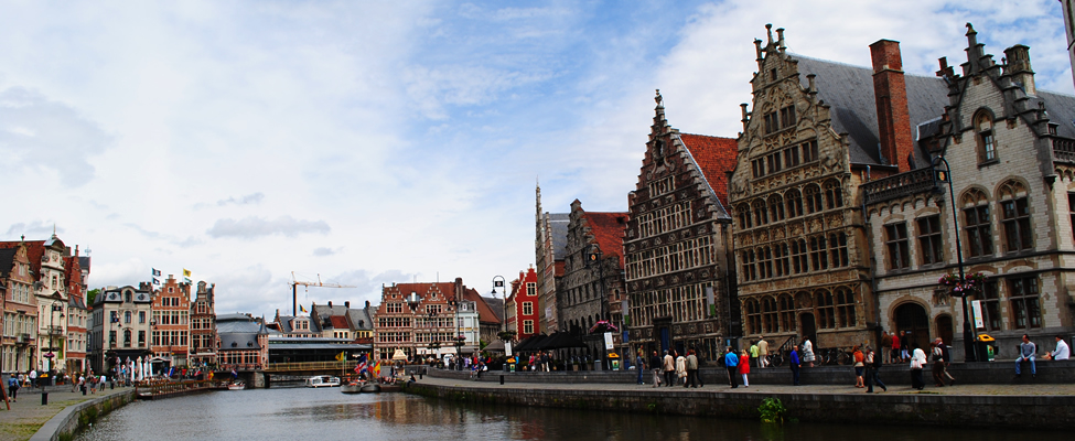 Stedentrip Gent, bezienswaardigheden Gent | Mooistestedentrips.nl