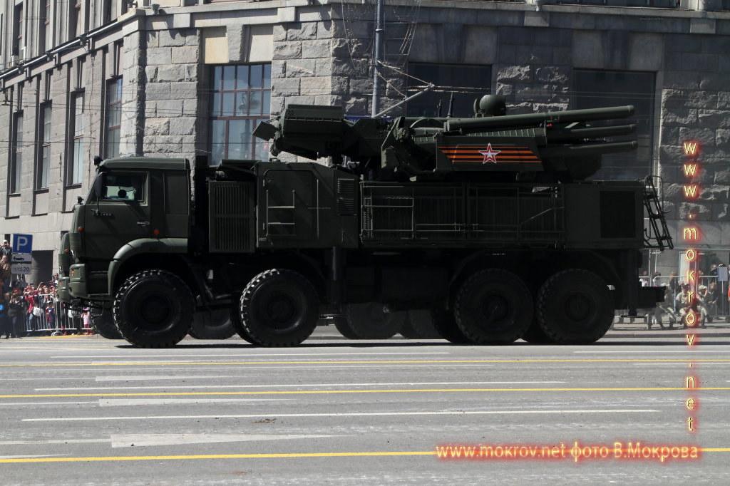 «Панцирь-С1» Парад победы 2015