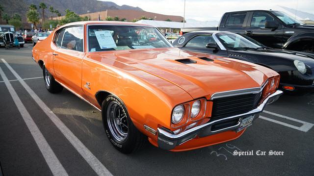 1972 Buick Gran Sport 455