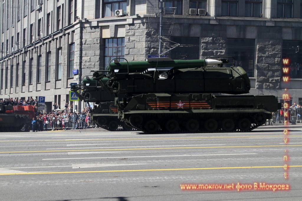 «Бук-М2» Парад победы 2015