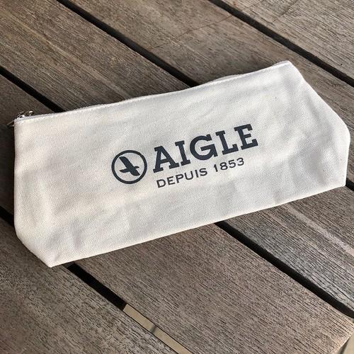 AIGLE(エーグル)のノベルティ