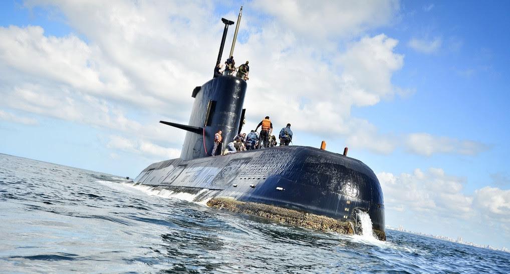Драма підводного човна «Сан Хуан» обростає містичними подробицями