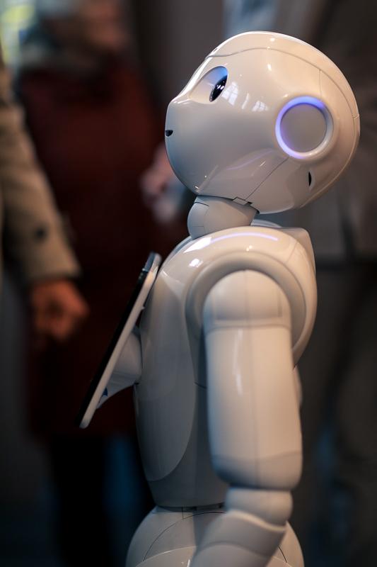 Humanoid Robot Pepper