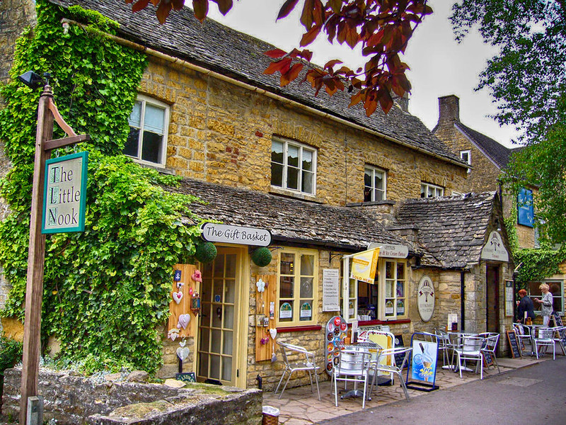 The Little Nook at Bourton on the water. Credit Tanya Dedyukhina