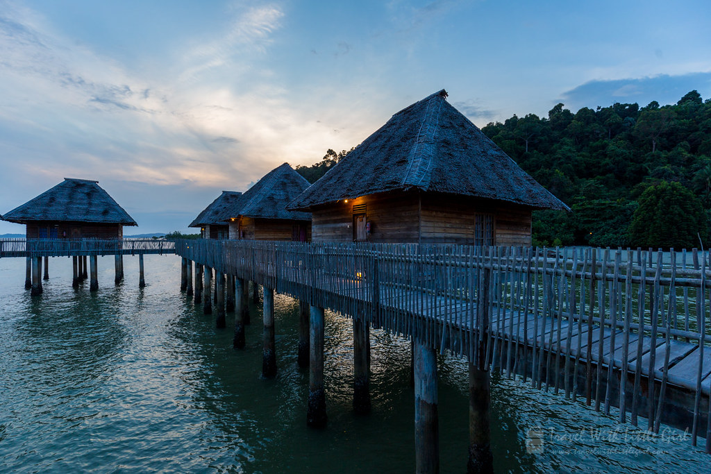 Telunas Sunset