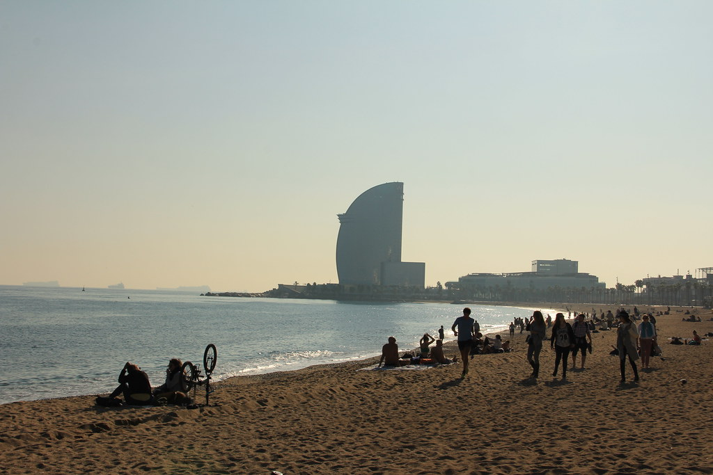 The City Of Barcelona Spain Page 66 Skyscrapercity