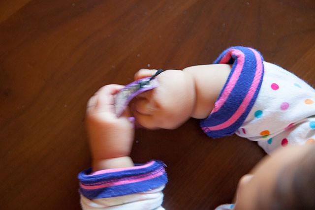 子供のおもちゃ腕時計