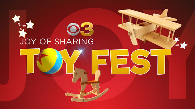 For the fifth year, Wilmington University is participating in the CBS 3 Joy of Sharing toy drive to bring the Christmas spirit to disadvantaged children.
