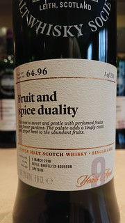 SMWS 64.96 - Fruit and spice duality