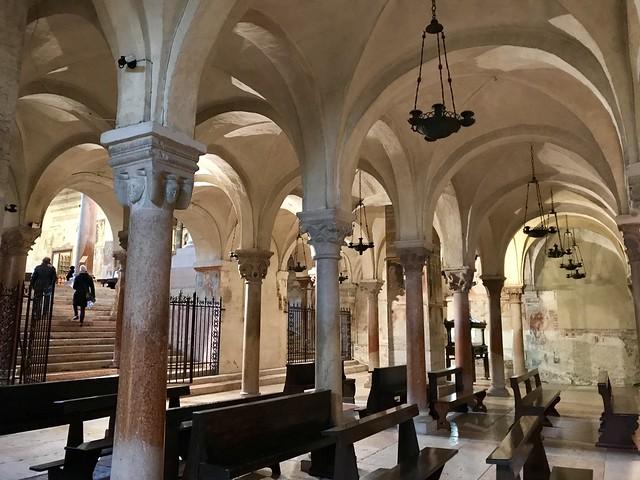 San Zeno's Crypt