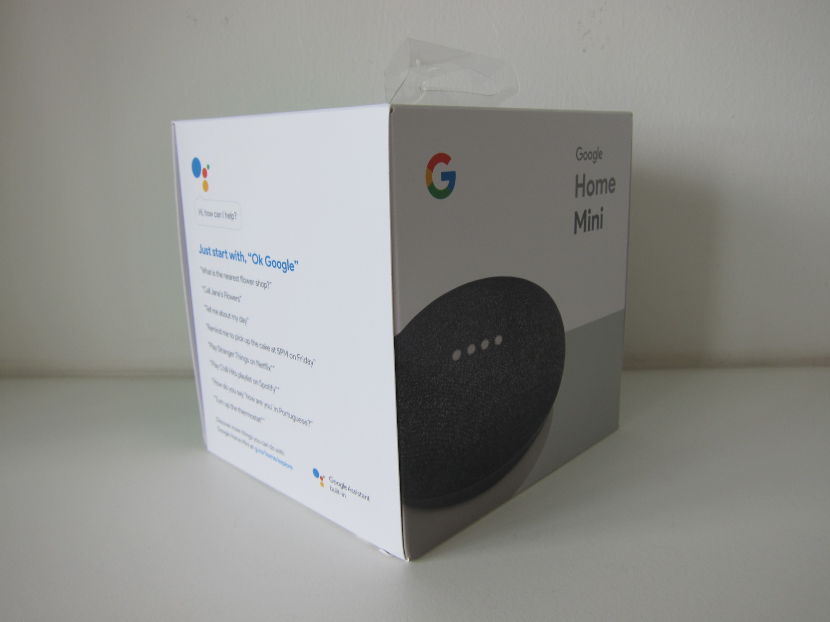 Google Home Mini Blog Lesterchan Net