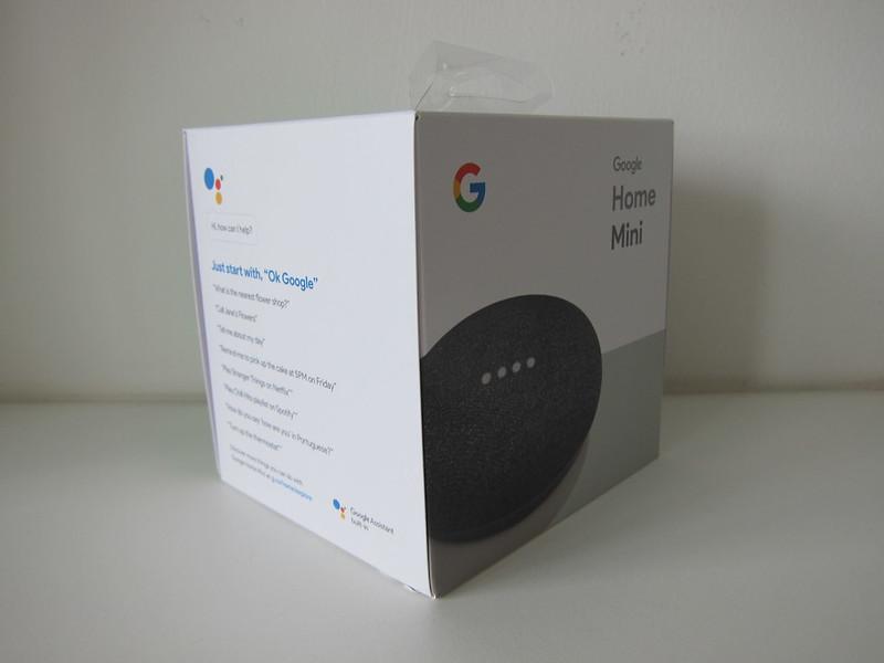 Google Home Mini - Box