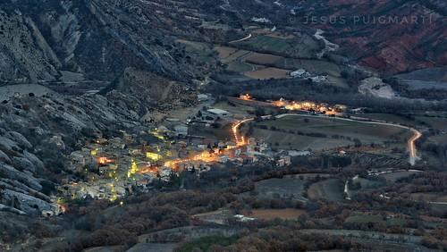 Areny de Noguera.